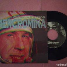 "Discos de vinilo: 7"" MERCROMINA – CIENCIA FICCION / ALICIA - SUBTERFUGE RECORDS 21062 - SINGLE - SPAIN (EX/EX). Lote 220933758"