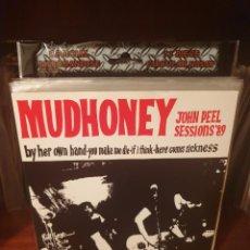 Discos de vinilo: MUDHONEY / JOHN PEEL SESSIONS '89 / NOT ON LABEL. Lote 220934345