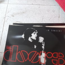 Discos de vinilo: TRIPLE LP THE DOORS IN CONCERT GATEFOLD BUEN ESTADO GENERAL. Lote 220934517
