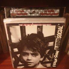 Discos de vinilo: ALARMA SOCIAL / FREAK SHOW / FRAGMENT MUSIC 1995. Lote 220936005