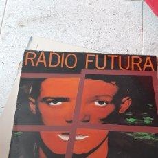 Discos de vinilo: RADIO FUTURA DE UN PAIS EN LLAMAS - ARIOLA. Lote 220936095