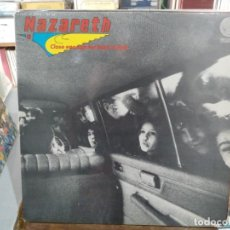 Discos de vinilo: NAZARETH - CLOSE ENOUGH FOR ROCK´N´ROLL - LP. DEL SELLO VERTIGO DE 1976. Lote 220936376
