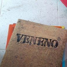 Discos de vinilo: JOYA LP. VENENO - VENENO SPAIN 1977. SELLO CBS. Lote 220937400