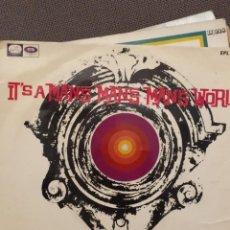 Discos de vinilo: LONE STAR: IT´S A MANS MANS, LA LEYENDA, RIO SIN FIN, + 1 EMI 1966. Lote 220942537