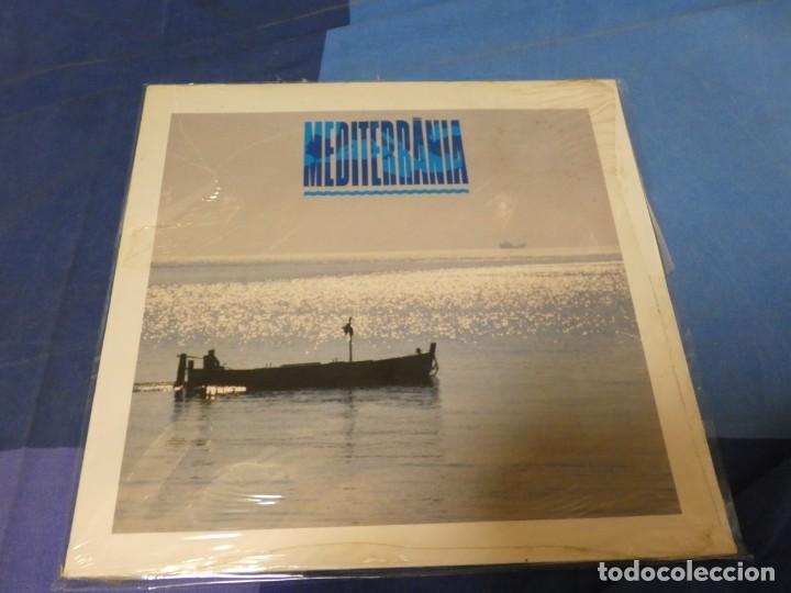 EXPRO LP INCREIBLE LP BALEARICA MEDITERRANIA TONI XUCLA I OTROS, BLAU RECORDS 87 SELLADO!! (Música - Discos - LP Vinilo - Rock & Roll)