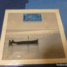 Discos de vinilo: EXPRO LP INCREIBLE LP BALEARICA MEDITERRANIA TONI XUCLA I OTROS, BLAU RECORDS 87 SELLADO!!. Lote 220943377