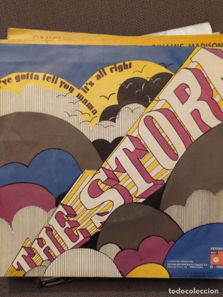 THE STORM: I'VE GOTTA TELL YOU MAMA, IT'S ALL RIGHT PROGRESIVO 1974 (Música - Discos de Vinilo - EPs - Grupos Españoles de los 70 y 80)