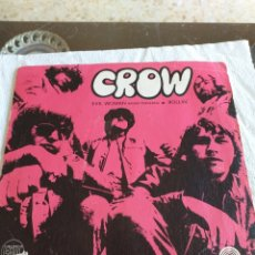 Discos de vinilo: CROW. Lote 220944973