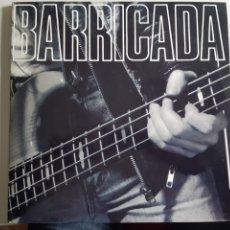 Discos de vinilo: VINILO LP LOTE DE 3 DISCOS BARRICADA BALAS BLANCAS POR INSTINTO Y DOBLE EN DIRECTO. Lote 220945648