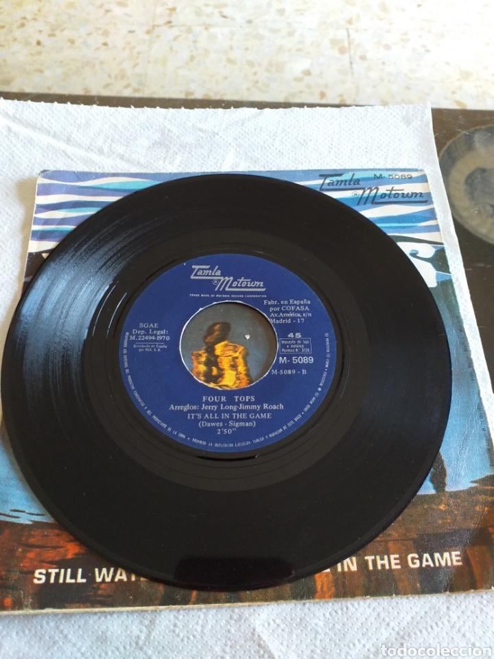 Discos de vinilo: Four Tops - Foto 2 - 220945683