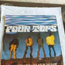 Discos de vinilo: FOUR TOPS. Lote 220945683