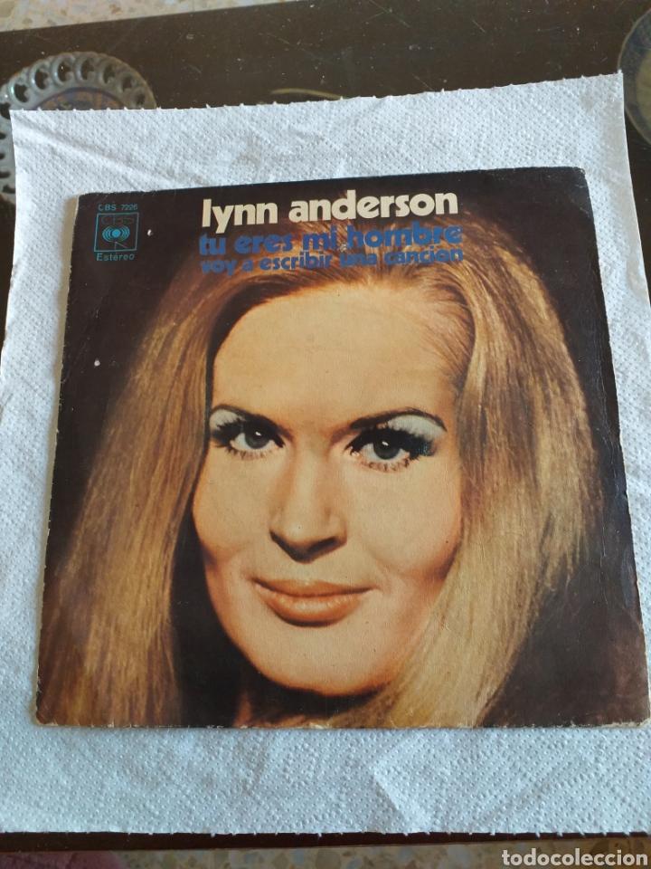 LINN ANDERSON (Música - Discos - Singles Vinilo - Pop - Rock - Extranjero de los 70)