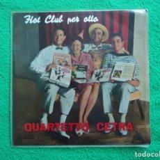 Discos de vinilo: QUARTETO CETRA: DISCO ESPANOL EN OFERTA EXCELENTE ESTADO COLECCIONISTAS. Lote 220947362