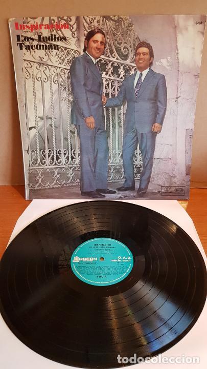 LOS INDIOS TACUNAU / INSPIRACIÓN / LP ODEON-ARGENTINA-1974 / MBC. ***/*** (Música - Discos - LP Vinilo - Grupos y Solistas de latinoamérica)