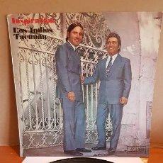 Discos de vinilo: LOS INDIOS TACUNAU / INSPIRACIÓN / LP ODEON-ARGENTINA-1974 / MBC. ***/***. Lote 220960382