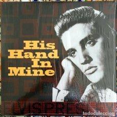 Discos de vinilo: ELVIS PRESLEY * LP 180G * HIS HAND IN MINE (THE GOSPEL ALBUM) REMASTERED 2017 * RARE *. Lote 220960511