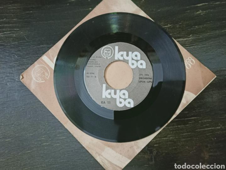 Discos de vinilo: ORCHESTRA LIPUA - LIPU. ICUBA. 45 RPM. KA 11-B. MUSANGOLA. LUANDA (ANGOLA) - Foto 2 - 220977535