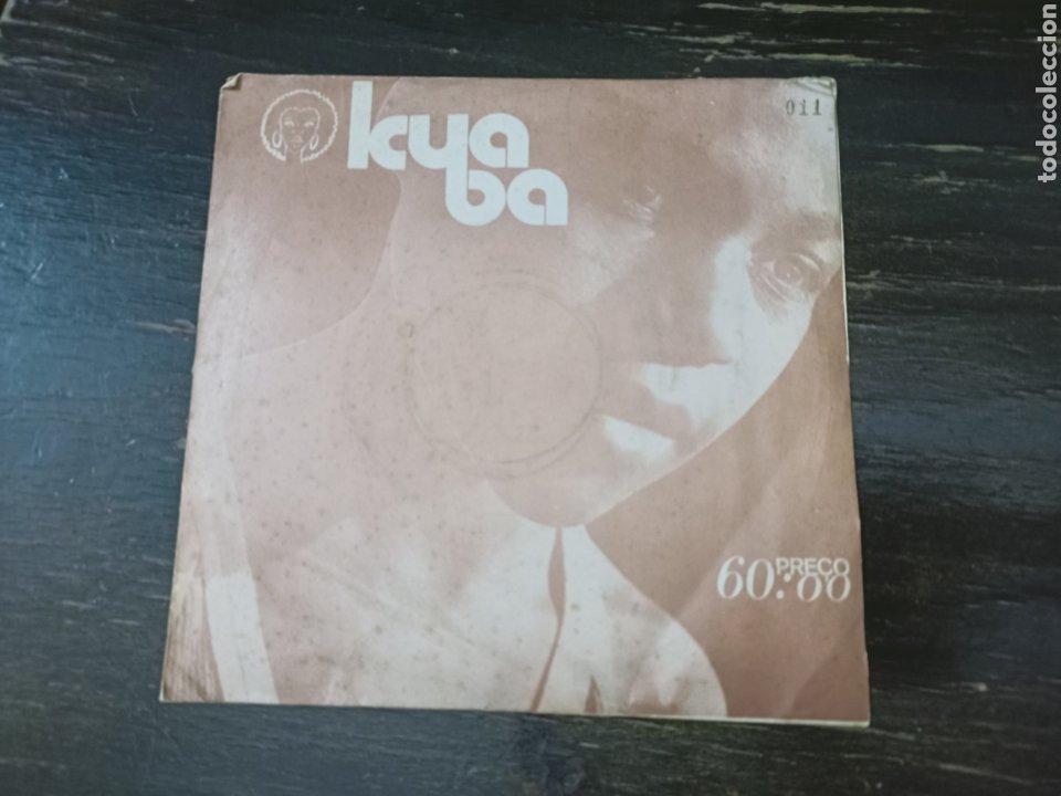 ORCHESTRA LIPUA - LIPU. ICUBA. 45 RPM. KA 11-B. MUSANGOLA. LUANDA (ANGOLA) (Música - Discos - Singles Vinilo - Funk, Soul y Black Music)