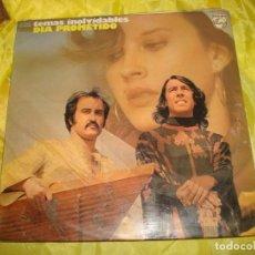 Discos de vinilo: DIA PROMETIDO. TEMAS INOLVIDABLES. PHILIPS, 1974. (#). Lote 220978333