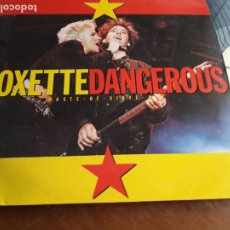 Discos de vinilo: ROXETTE, DANGEROUS, EMI 052 13 63706-ESPAÑA-1990-MAXI. Lote 220988130