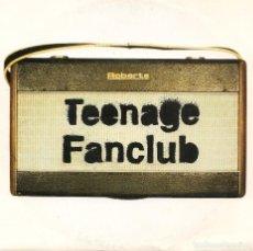 Disques de vinyle: TEENAGE FANCLUB,RADIO DEL 93 PROMO DE 1 SOLA CARA. Lote 220988283