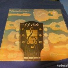 Discos de vinilo: EXPRO LP JOHN CALE TROBADOUR VINILO MUY BUEN ESTADO 1 DESCONCHONCITO EN PORTADA. Lote 221005085