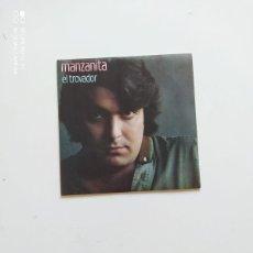 Discos de vinilo: MANZANITA. Lote 221009051