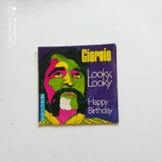 Discos de vinilo: GIORGIO. Lote 221009096