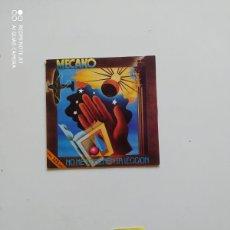 Discos de vinilo: MECANO. Lote 221009103