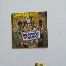 Discos de vinilo: LOUISIANA RACE. Lote 221009136