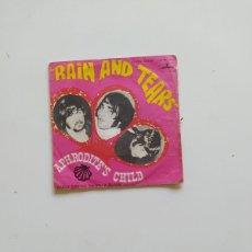 Discos de vinilo: RAIN AND TEARS. Lote 221009178