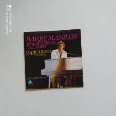 Discos de vinilo: BARRY MANILOW. Lote 221009237