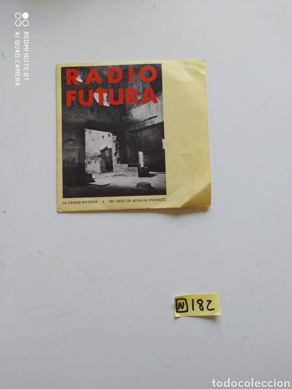 RADIO FUTURA (Música - Discos - Singles Vinilo - Otros estilos)