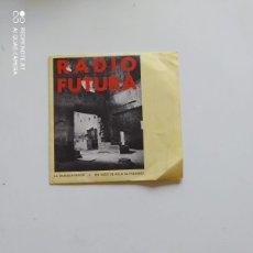 Discos de vinilo: RADIO FUTURA. Lote 221009927