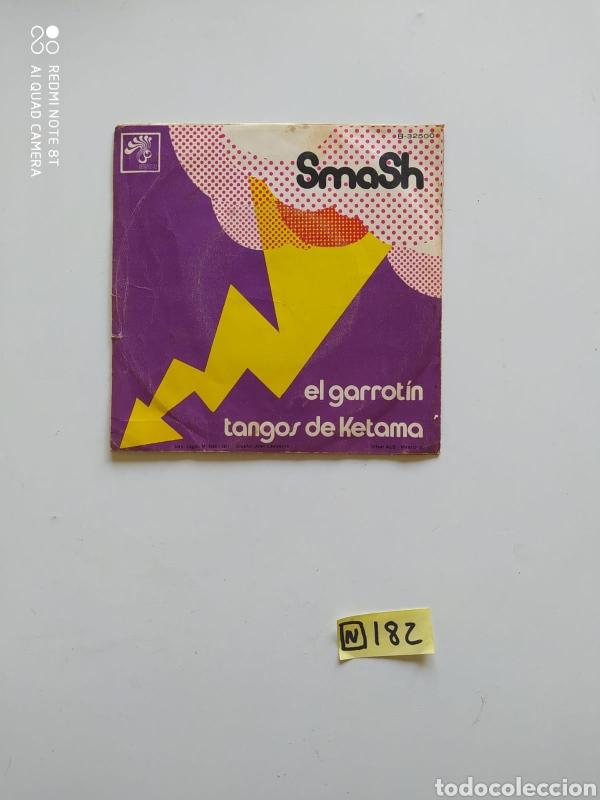 SMASH (Música - Discos - Singles Vinilo - Otros estilos)