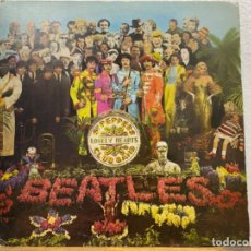 Discos de vinilo: THE BEATLES (SGT PEPPERS LONELY HEARTS CLUB BAND ). Lote 221075198