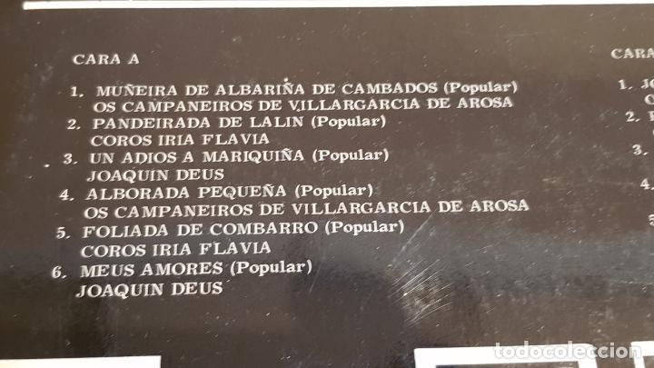 Discos de vinilo: MORRIÑAS / VARIOS INTÉRPRETES / LP - ZAFIRO-1974 / MBC. ***/*** - Foto 3 - 221077893