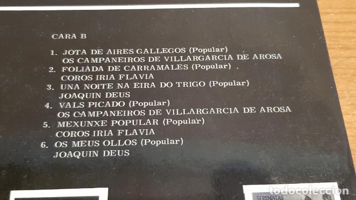 Discos de vinilo: MORRIÑAS / VARIOS INTÉRPRETES / LP - ZAFIRO-1974 / MBC. ***/*** - Foto 4 - 221077893
