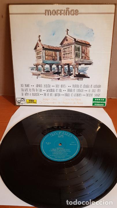 MORRIÑAS / VARIOS INTÉRPRETES / LP - ZAFIRO-1974 / MBC. ***/*** (Música - Discos - LP Vinilo - Country y Folk)