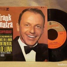 Discos de vinilo: FRANK SINATRA - EXITOS DE PELICULAS. Lote 221080542