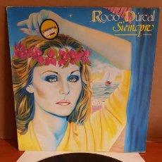 Discos de vinilo: ROCIO DURCAL / SIEMPRE / LP - ARIOLA-1986 / MBC. ***/***. Lote 221084676