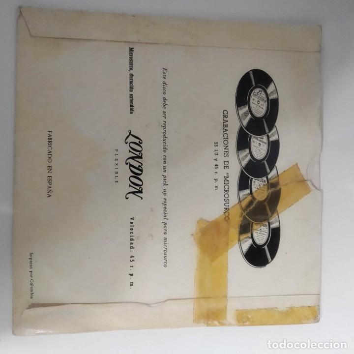 Discos de vinilo: Carmen Delia Dipini Sonora Mantecera - Delirio EP Años 50 - Foto 2 - 221084701