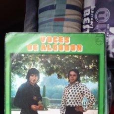Discos de vinilo: VOCES DE ALGODÓN 1971. Lote 263565050