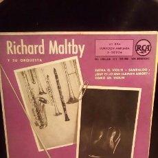 Discos de vinilo: RICHARD MALTBY ORQUESTA .. Lote 221087470