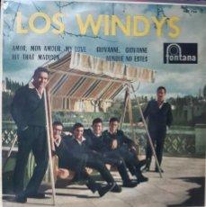 Discos de vinilo: LOS WINDYS. Lote 221087910