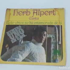 Discos de vinilo: HERB ALPERT (3335). Lote 221091528