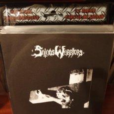 Discos de vinilo: SATANS WARRIORS / PSYCHO / ECOCENTRIC RECORDS 1994. Lote 221095525