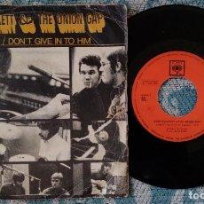Discos de vinilo: SINGLE GARY PUCKETT & THE UNION GAP - ¡ÚNICO ENVIO A FINAL DE MES!. Lote 221095730