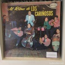 Discos de vinilo: LOS CARIÑOSOS AL RITMO DE... ORFEON ORIG VENEZUELA RARISIMO LP. Lote 221107022