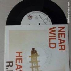 Dischi in vinile: R.E.M. NEAR WILD HEAVEN + POP SONG, LIVE ACCOUSTIC VERSION. Lote 221107391